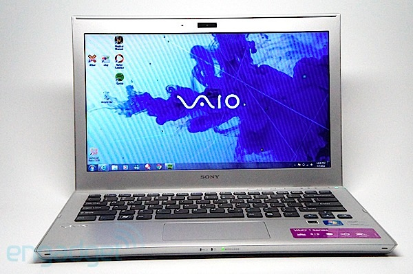 Sony VAIO T13 review the company's first Ultrabook targets the backtoschool set