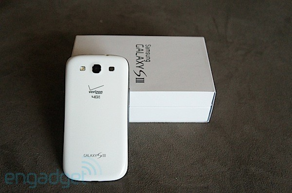 DNP Samsung Galaxy S III Verizon review