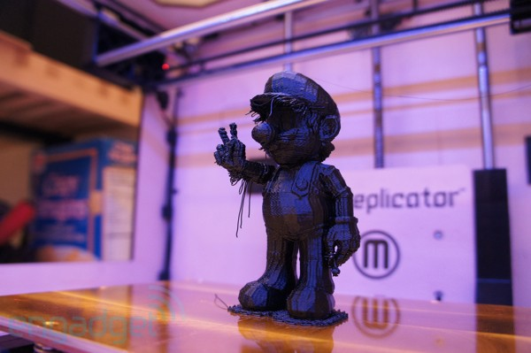 DNP MakerBot Replicator handson