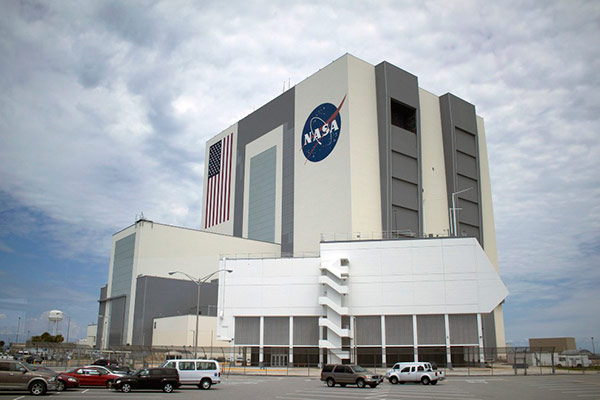 building outside of nasa - photo #1