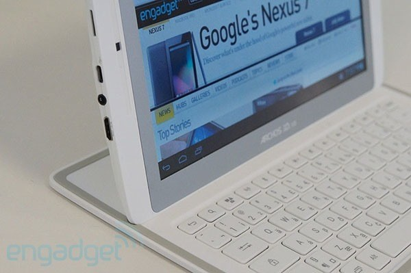 Archos 101 XS review a tablet that puts the keyboard center stage