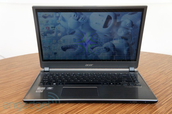 DNP Acer Aspire Timeline Ultra M5 review 481TG6814