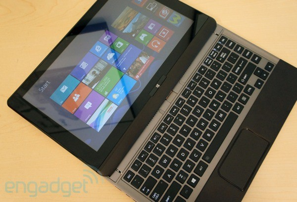 Toshiba Satellite U925t review