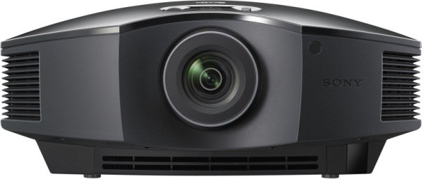 Sony's VPLHW50ES projector revealed at IFA, brings home 4K and 3D in October