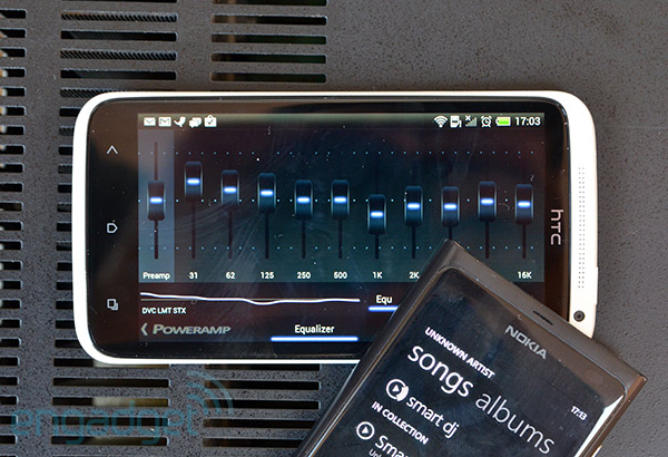 Smartphones for audiophiles a review