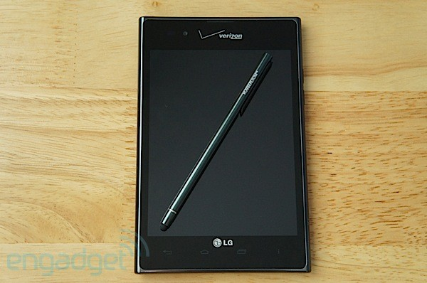 LG Intuition review Optimus Deja Vu with a Verizon LTE twist