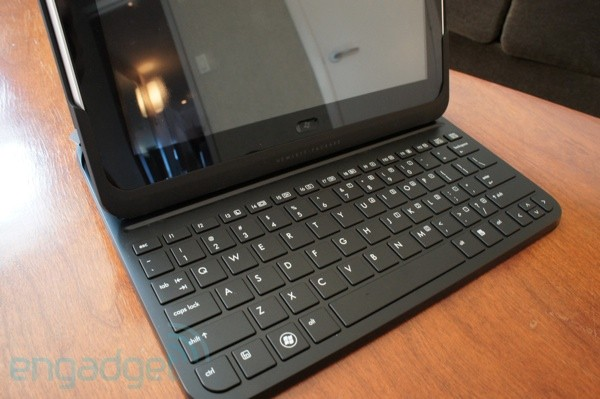 DNP HP announces the ElitePad 900, a businessfriendly slate arriving in January for $699