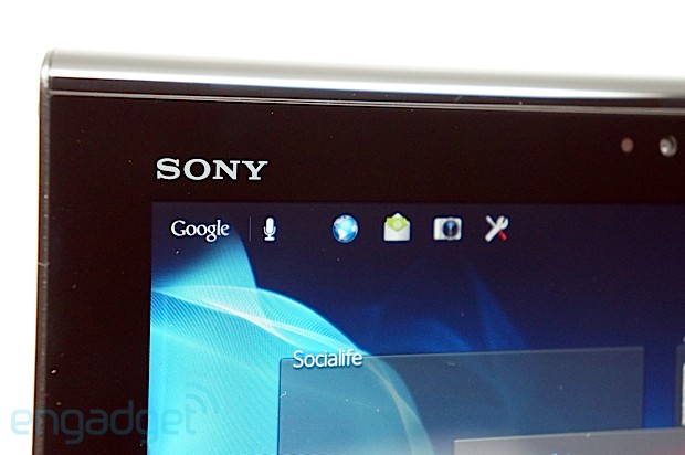 Sony Xperia Tablet S review an Android ICS slate focused more on form than software function
