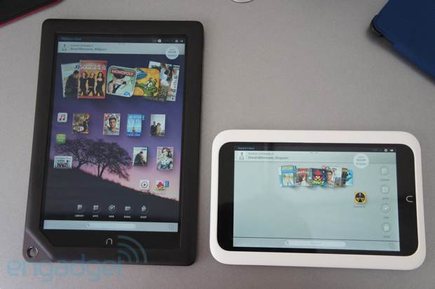 DNP Barnes & Noble announces Nook HD, we go handson
