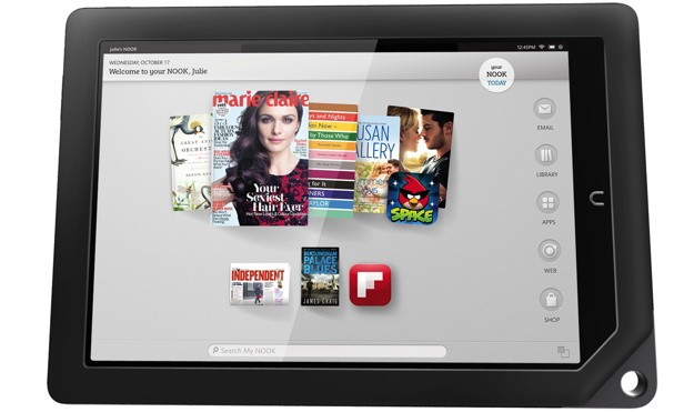 Barnes & Noble hit the UK, launches Nook Simple Touch, Glowlight and a pair of HD tablets