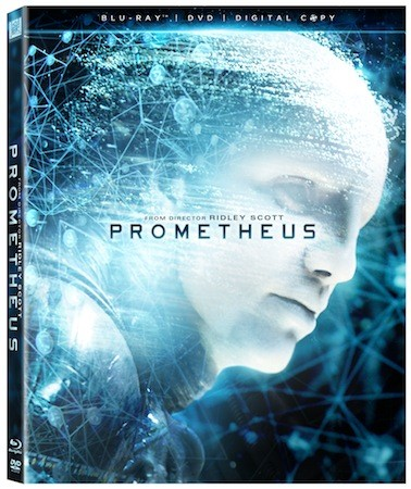 Prometheus Bluray specs unveiled, arrives with seven hours of extras October 9th video