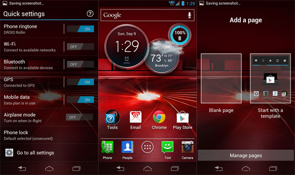 Motorola Droid RAZR M review a very good ICS handset in a small, Kevlarwrapped package