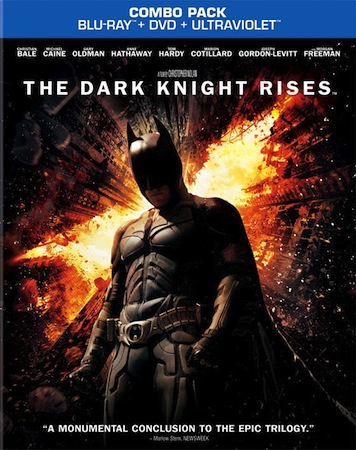 The Dark Knight Rises Bluray officially set for December 4th, limited edition Bat Cowl revealed Update