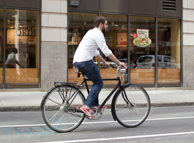 A Better Bicycle With Dbc City Bike Design