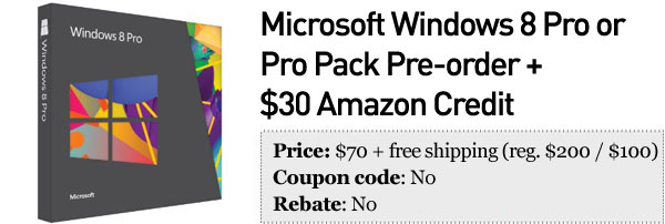 Slickdeals' best in tech for October 17th Windows 8 Pro, GoPro HD Hero2 and Lenovo IdeaPad U410