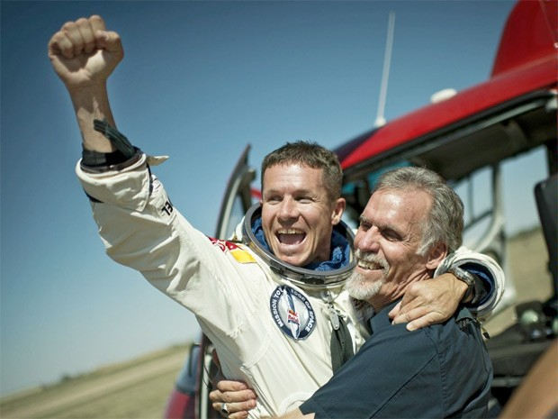 Art Thompson, Red Bull Stratos' Technical Project Director, talks circuit breakers, wind shear and biomedical data