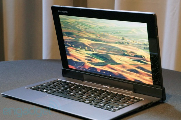 Lenovo IdeaTab Lynx an 116inch Windows 8 hybrid arriving in December for $600 and up