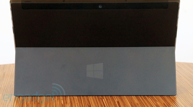 DNP Microsoft Surface with Windows RT review
