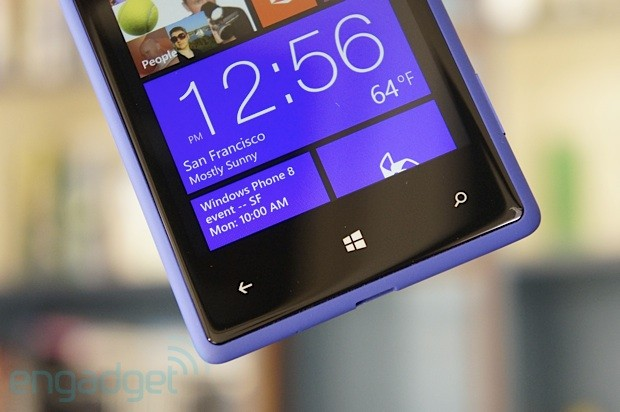 HTC 8X Review Windows Phone 8's compact flagship