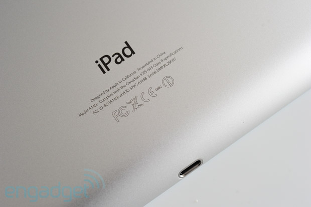 DNP iPad review late 2012