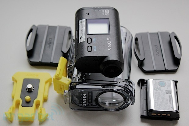 Sony Action Cam review: a good rugged camera with a few software ...