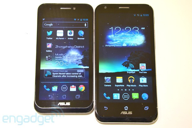 ASUS PadFone 2 review the transforming phone