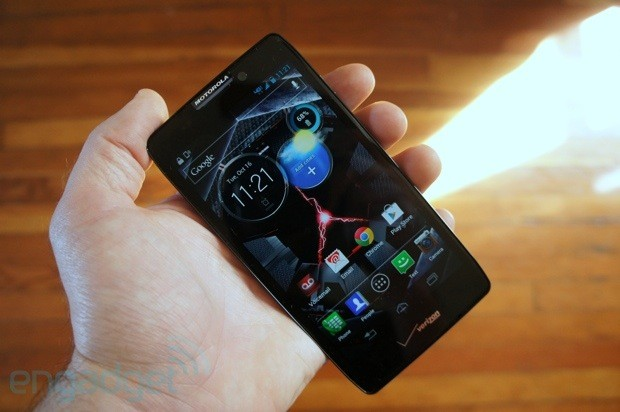 Droid RAZR HD and RAZR MAXX HD review