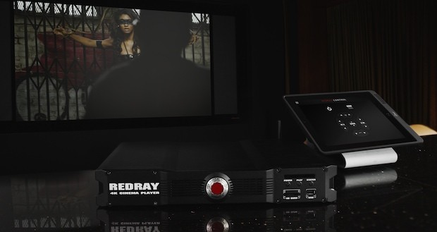 Redray 4K Cinema Player is ready to preorder, $1,450 for highres, high framerate home viewing