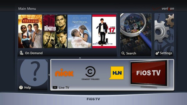 Verizon FiOS brings its 75 streaming channels to LG Smart HDTVs, no cable box needed
