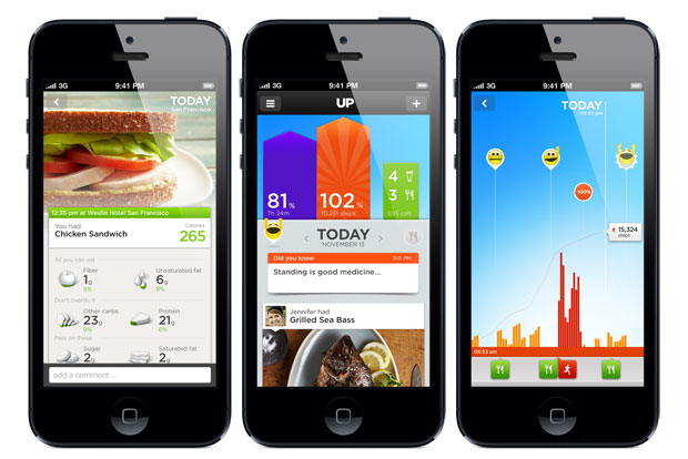 Jawbone Updates 'UP' App With Sleep Tracking Improvements, Debuts ...