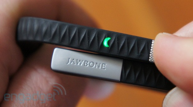 DNP Jawbone Up review 2012 a reboot and a shot at redemtion