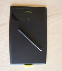 IRL Wacom Bamboo Splash, Triggertrap Mobile and the iPad 3