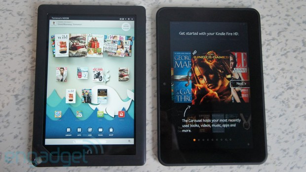 DNPBarnes & Noble Nook HD review a highdef 9inch tablet at an entrylevel price