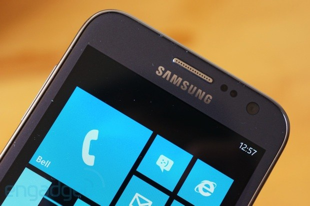 Samsung ATIV S review a flagship repackaged for Windows Phone 8