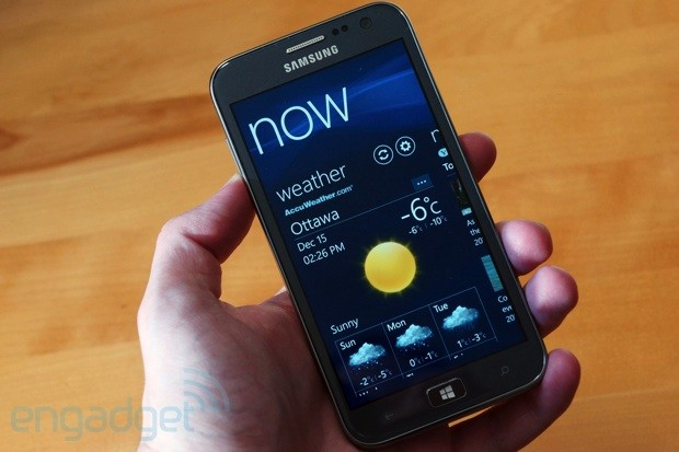 DNP Samsung ATIV S review the Galaxy S III, repackaged for Windows Phone 8