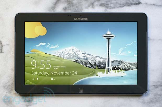 Samsung ATIV Smart PC review AT&T LTE