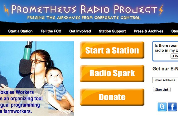 Prometheus Radio Project