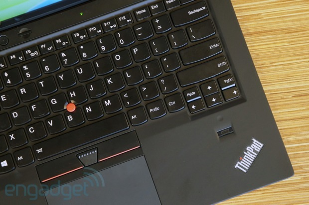 DNP Lenovo ThinkPad X1 Carbon Touch review one of our favorite Ultrabooks gets a touchscreen