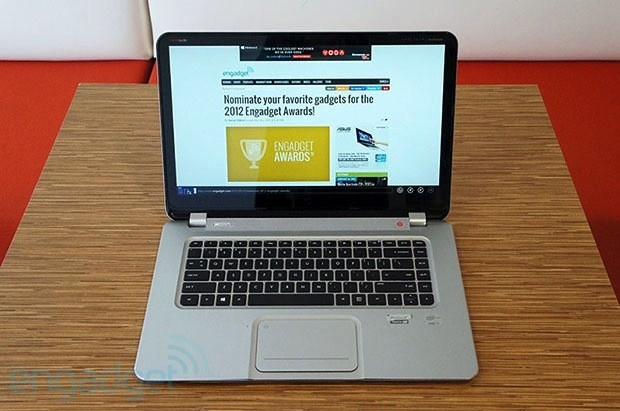 DNP  HP Envy Spectre XT TouchSmart review all that minus the battery life