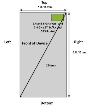 Samsung GTN5110 passes through the FCC, leaves a Galaxy Note 80size hole