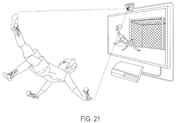Sony patent application reimagines PlayStation Move with ultrasonic capabilities, IR emitters