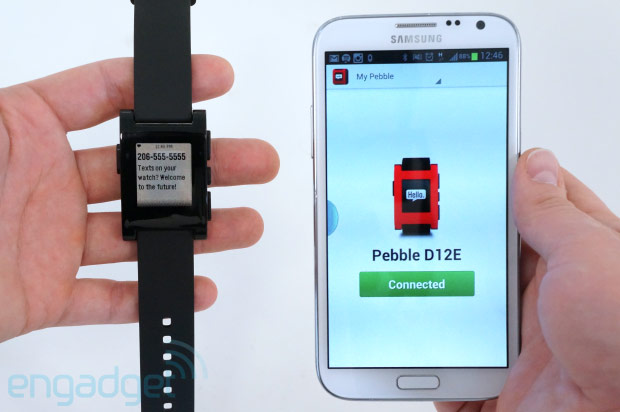 DNP Pebble smartwatch review