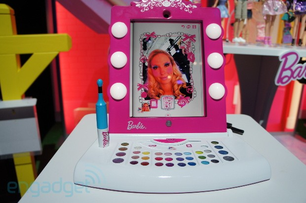 Mattel goes all in on AR for 2013