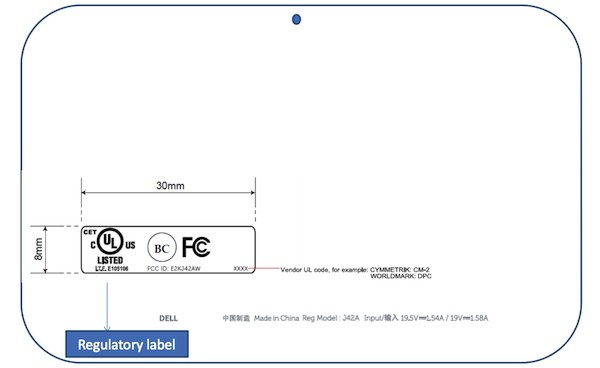 Dell XPS 10 Windows RT tablet revisits the FCC, with AT&T LTE onboard