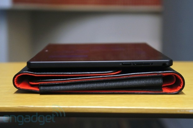 DNP Lenovo ThinkPad Tablet 2 review
