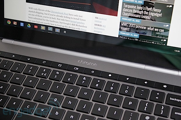 DNP Chromebook Pixel review another impractical marvel