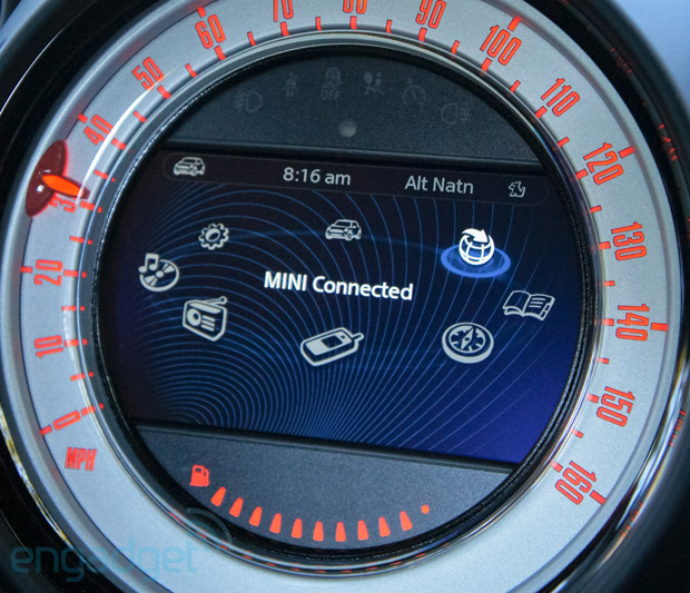 A Mini mindset how an automaker's Connected platform could spark a seismic shift in infotainment expectations