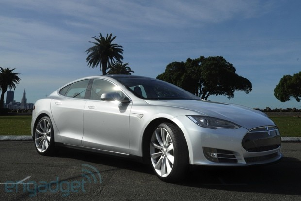 DNP Tesla Model S review