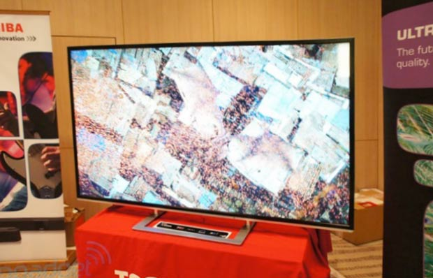 Toshiba showcases 2013 AV range and updated Cloud TV platform eyeson