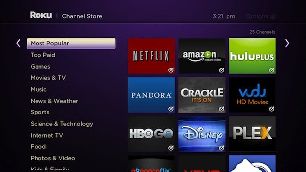 Roku 3 goes on sale tomorrow for $99 with upgraded CPU and a new UI